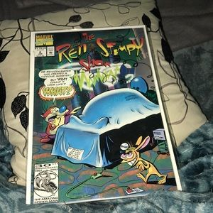Marvel comics the Ren & Stimpy show 2 JAN